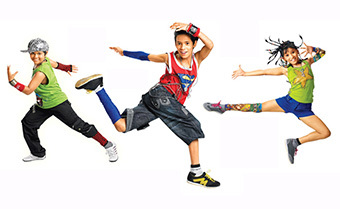 Jazz and Hip Hop Classes
