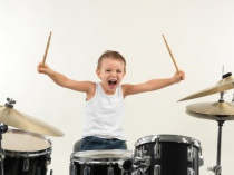 Drum Lessons Ages 5+