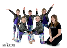 Jazz and Hip-Hop Classes