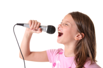 Voice Singing Lessons Ages 7+