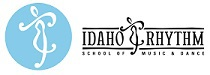 Idaho Rhythm School of Music and Dance Logo